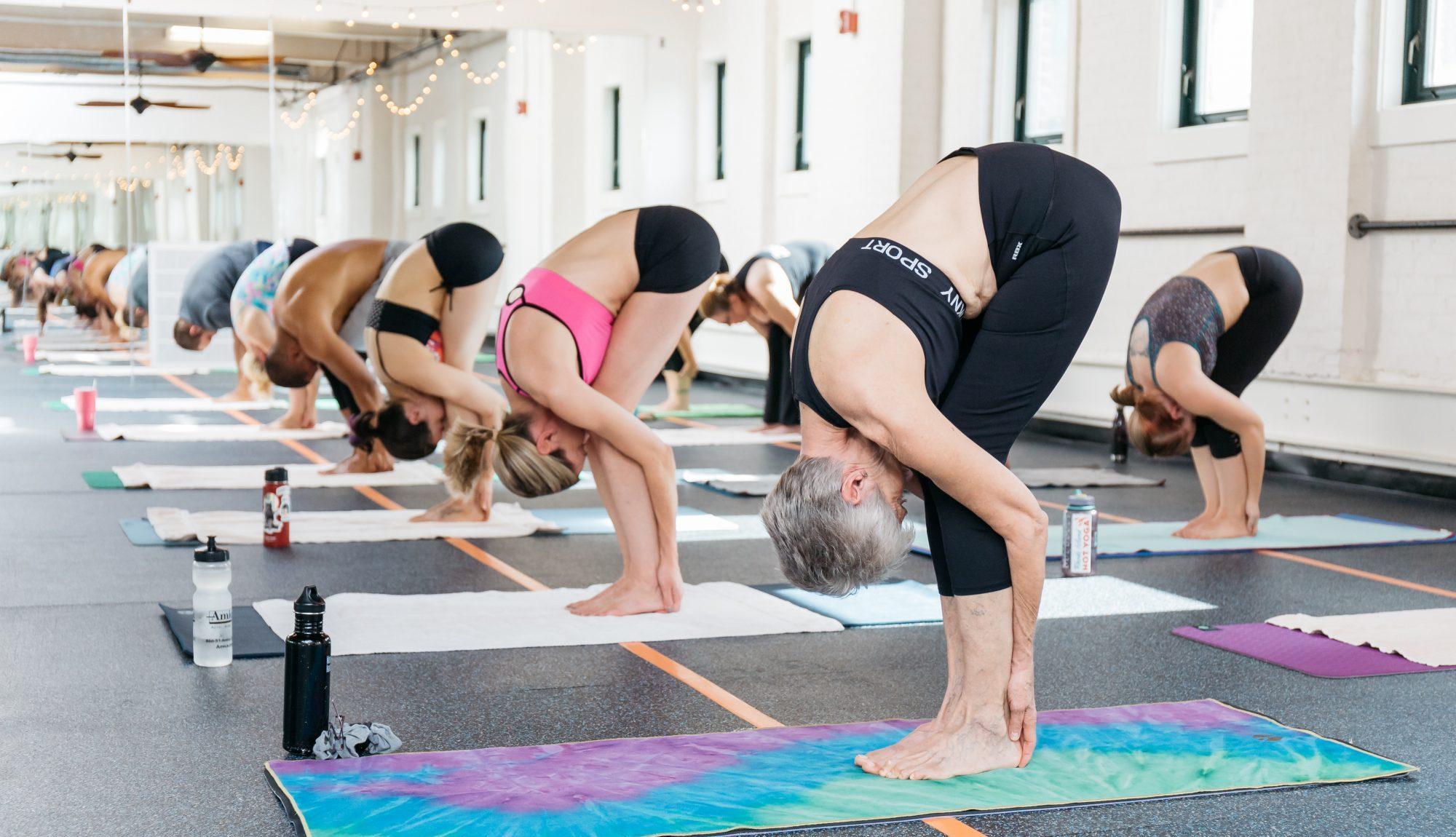 Rhode Island Hot Yoga - A Healing Hot Yoga for Every Body